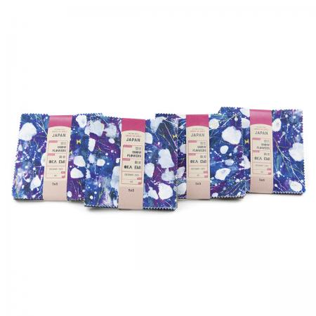 OE200P-5X5 Snow Flowers 5X5 Pack