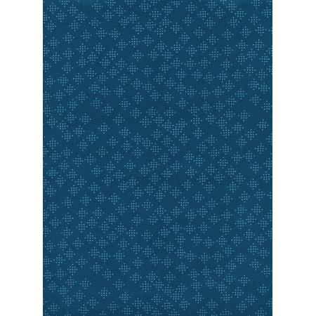 R1960-002 Lagoon - Speckles - Teal Fabric