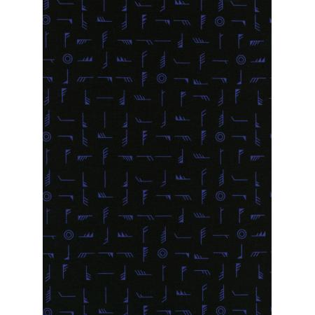 R1925-002 Zephyr - 40 Knots - Midnight Fabric