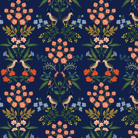 RP200-NA1 Meadow - Luxembourg - Navy Fabric