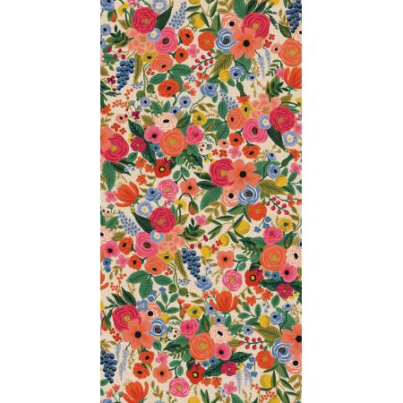 RP100-PI3C Wildwood - Garden Party - Pink Canvas Fabric